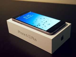 Iphone6s plus 64Gb 黑色