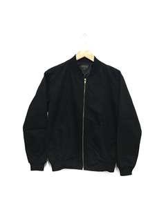 Bomber Jacket Black Matte