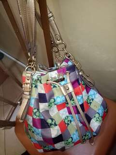 Coach bucket bag Original