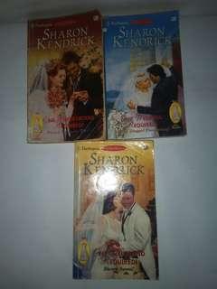 """Novel harlequin series """"Dicari: Gaun Pengantin"""""""