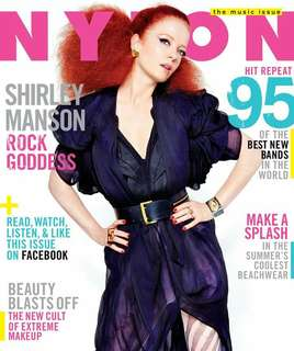Nylon magazine Music Issue 2012