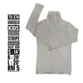 Uniqlo Turtle Neck Kids - TU 278