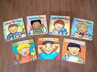 Children's Toddler Board Books