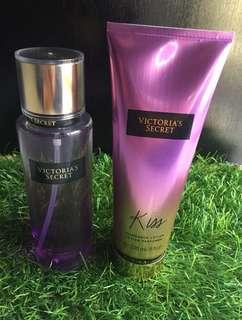 BN Victoria Secret Body Wash & Lotion