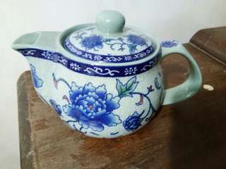 Japanese tea pot small
