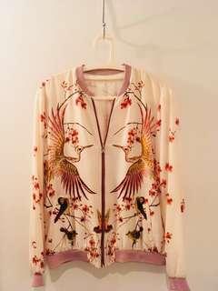 Zara bomber jacket brand new