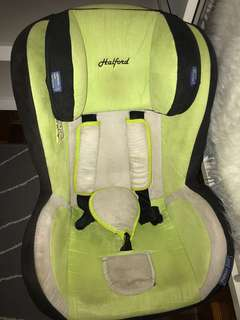 Two Car seats available
