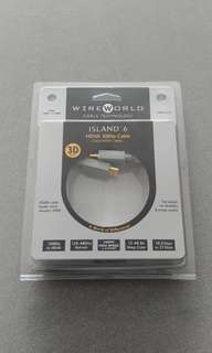 Wireworld Island 6 HDMI 1.4c 2M