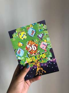 56 by Bob Ong with Bookmark