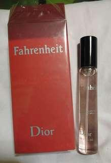 Mini US tester perfume