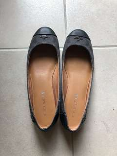 Authentic Coach Flats