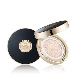 Thefaceshop MIRACLE FINISH CC Long-lasting cushion
