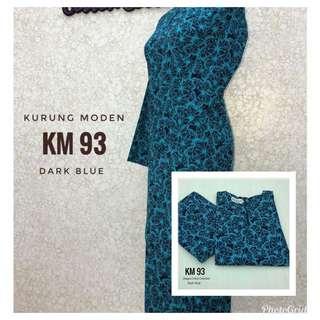 Kurung moden english cotton 5