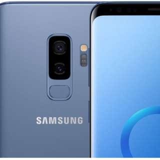 Samsung S9+ 128GB (Blue)