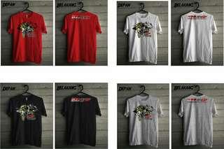 Kaos MXGP Semarang