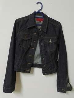 Free Postage!! FCUK Jeans Jacket