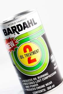 Bardahl 2 oil treatment
