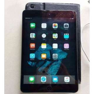 iPad Mini Black 32GB Cellular