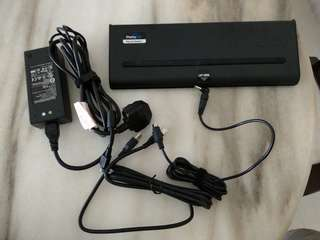 Targus ACP7703 docking usb to 2x monitor out