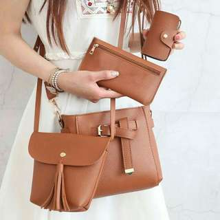 4in1 Korean bags