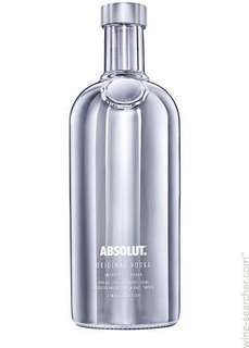 Absolut Vodka Andy Warhol Limited Edition