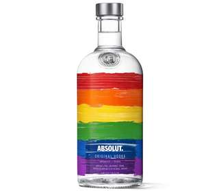 Absolut Vodka Rainbow