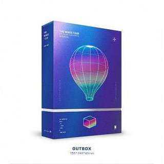 BTS Wings Tour DVD 連Poster 冇小卡