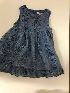 Poney Dress (6-12mths)