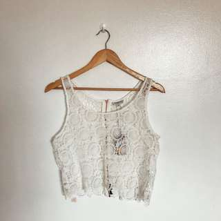 Elwood Lace Top