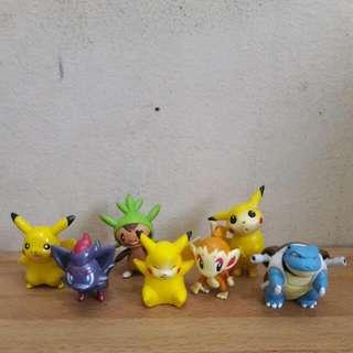 Tomy Pokemons