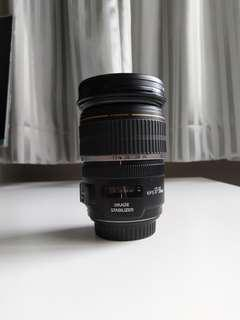 Canon EF-S 17-55 mm f2.8 IS USM Lens