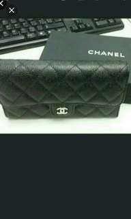 Chanel Style  wallet