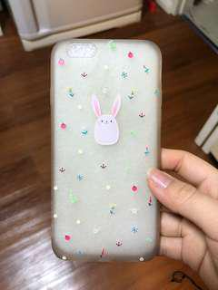 Brand new cute bunny iPhone 6 soft case