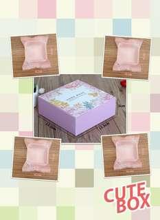 🚚 精致月饼盒子附加四个包装袋