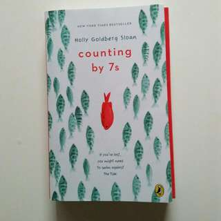 Counting By 7s (2 Week Old)