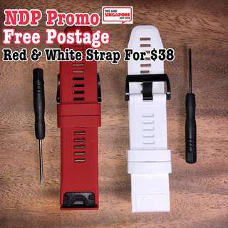 [NDP Promo]2 For $38 Fenix 5X QuickFit Strap
