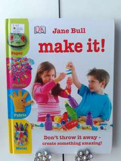 Jane Bull Make it