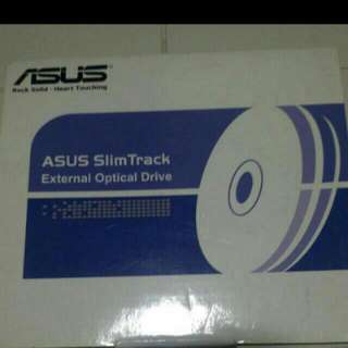Asus slim cd DVD RW  Only used once. $30nett