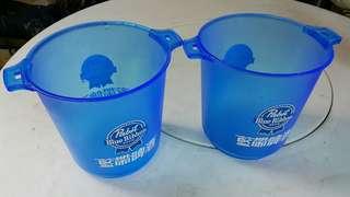藍帶啤酒桶