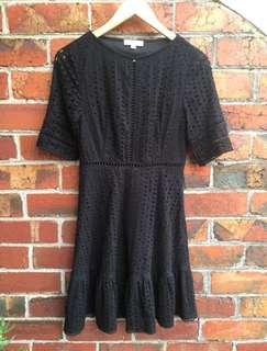 Lace Showpo dress