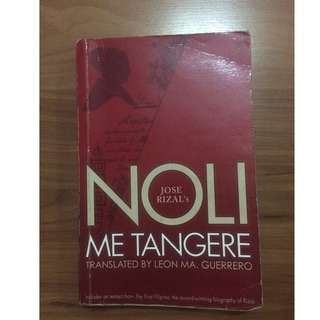 Noli Me Tangere (English Version)