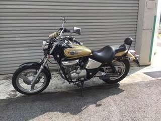 Honda phantom 200 (total price 6k) 3.5k scrap value