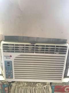 Window Type AC .5HP ( inverter grade 30% energy savings)