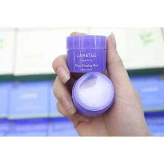 Laneige Lavender Sleeping Mask 15ml