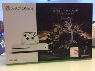 全新 Xbox One S 500GB