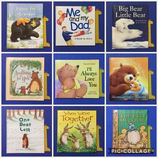 Children's Book / Bedtimes Stories