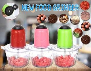 New Food Grinder