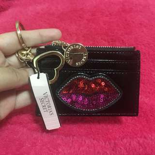 Authentic Victoria's Secret Card Holder with Mirror