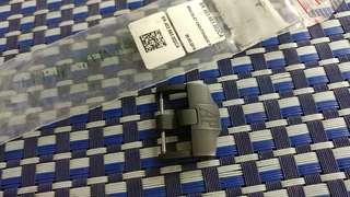 Audemars piguet 原裝短膠帶, AP原裝24mm鈦金屬針扣, 和其他皮帶, rolex 針扣, 格帶***!平售 omega seiko iwc panerai