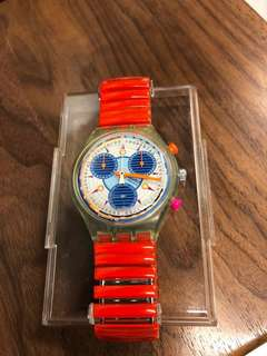 Swatch Watch 90's Chrono